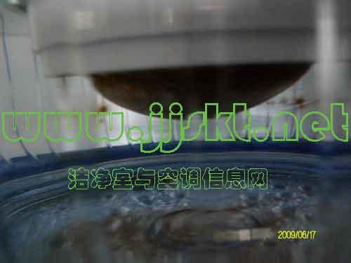 传统饮水机内胆超过3个月不清洗